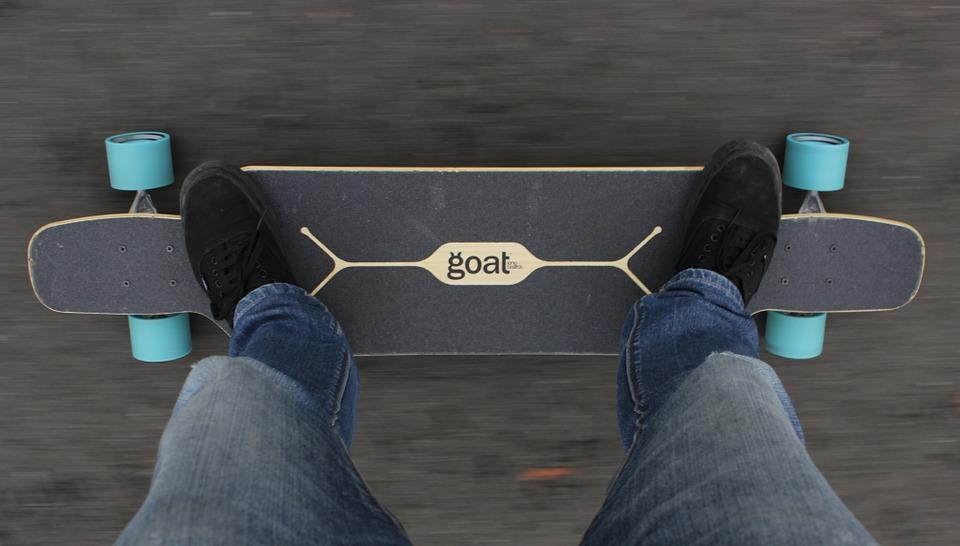 électrique skat board
