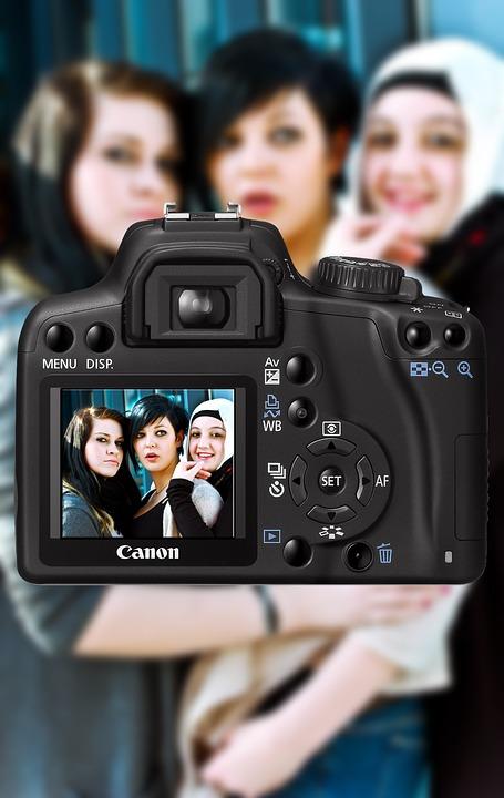choix caméra