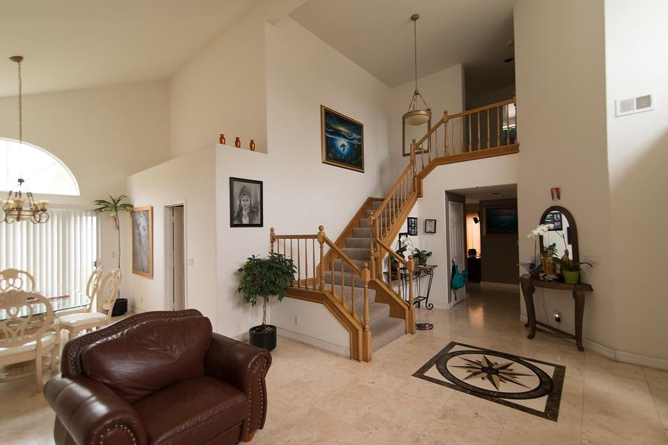 meubles rangement escalier